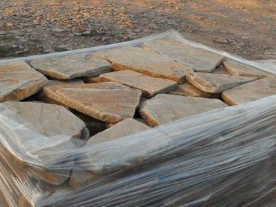 песчаник осенний лист 40 мм