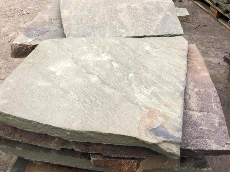 песчаник плиты 5см 1