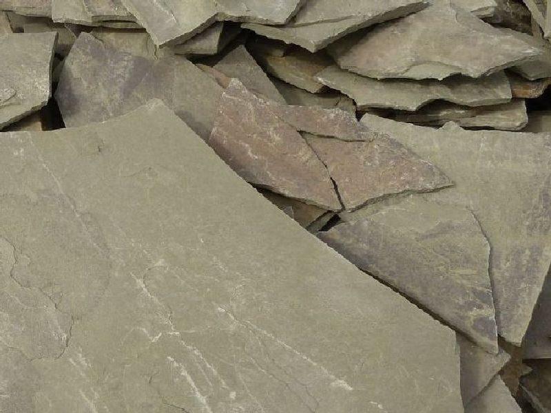 песчаник плитняк серый 2 см для облицовки
