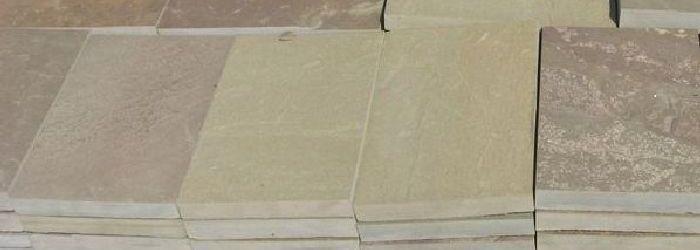 песчаник обработанный