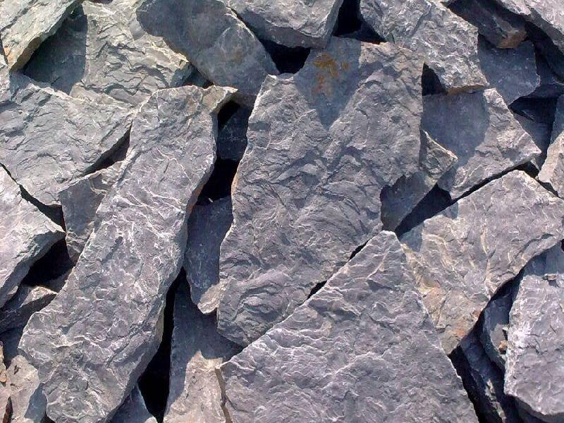 песчаник дракон синий рельефный